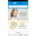 Elite mCommerce Jewelry Store mobile app