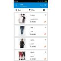 Elite mCommerce Product Listing Page