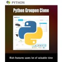 Python Groupon Clone Script