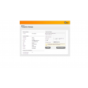 Transaction Page