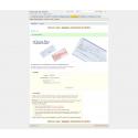 Admin Configuration Page