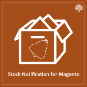 Magento 2 Stock Notification