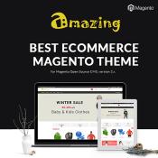 Magento 2 Amazing - Responsive Theme