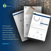 ShopAmaze - Responsive Opencart 3 Theme