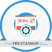 10 Hours PrestaShop Development Services