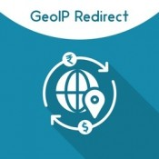 Magento GEO Ip Redirect