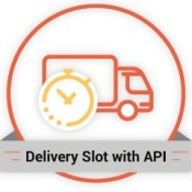 Delivery Slot with REST API for Magento 2