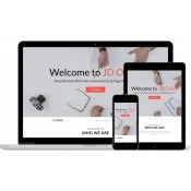 JD OHIO – Creative Multipurpose Joomla Template