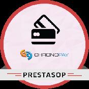 PrestaShop Chronopay module