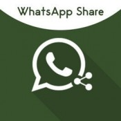 Magento WhatsApp Share