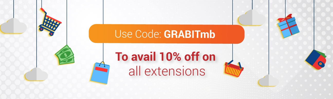 10% offer on all extensions
